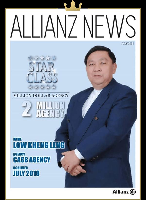 2 star million dollar agency jul 2018