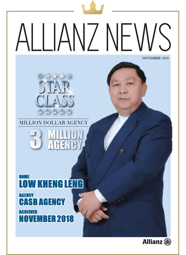 3 star million dollar agency nov 2018