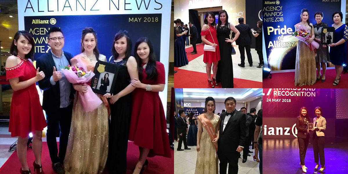 Agency Awards Nite 2018 at Genting Highlands